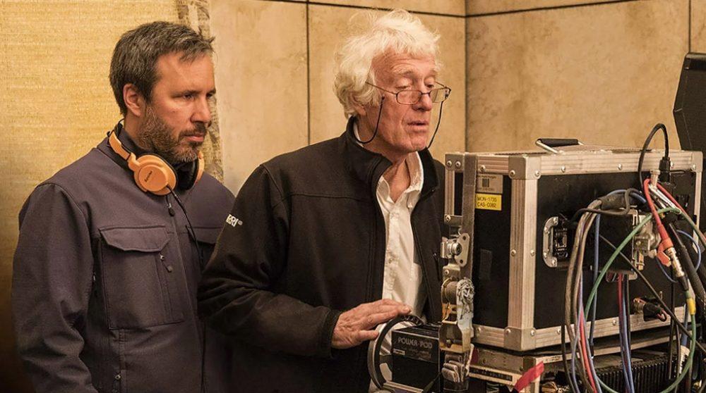 Denis Villeneuve fotograf Dune Roger Deakins / Filmz.dk