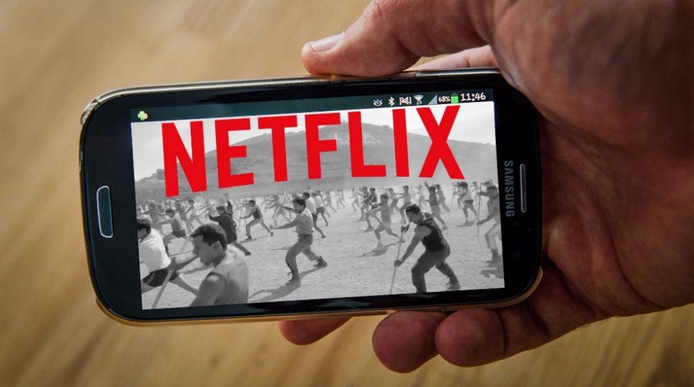 Roma Netflix telefon smartphone / Filmz.dk