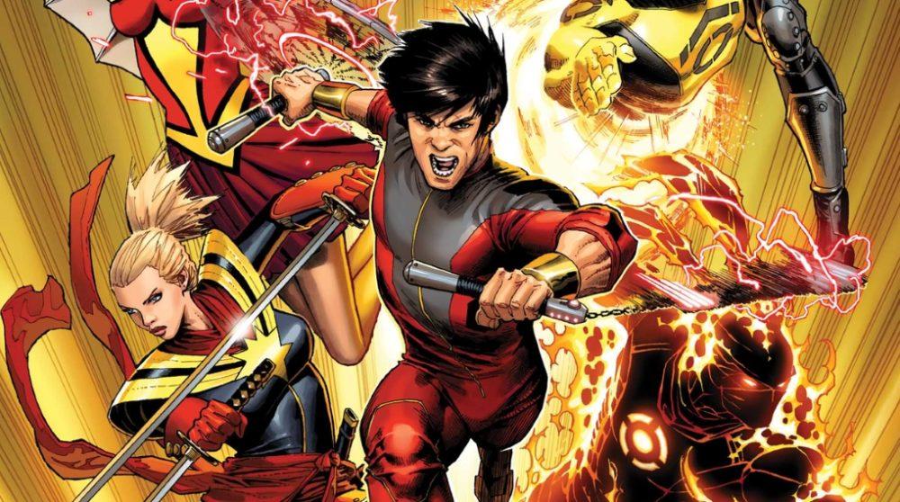 Shang-Chi kinesisk superhelte Marvel MCU / Filmz.dk