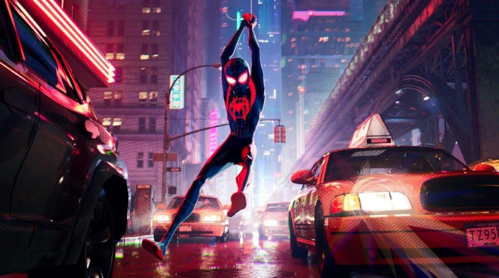 Spider-Man Into the Spider-verse cinemascore publikum / Filmz.dk