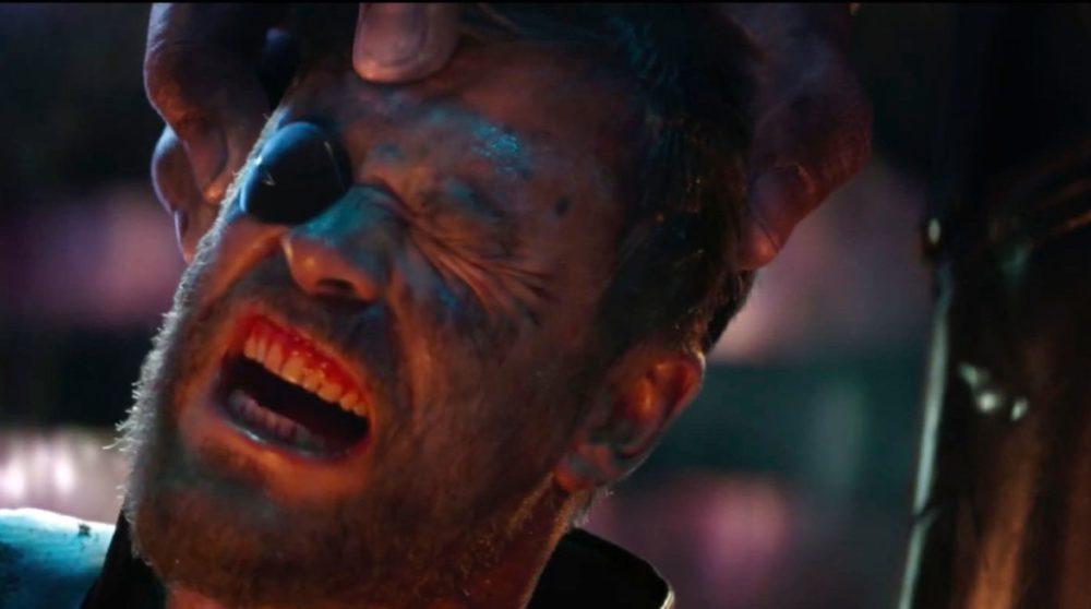 Thanos Infinity War åbning / Filmz.dk