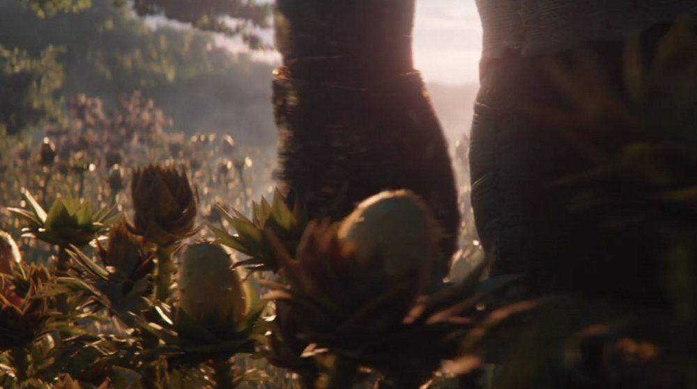 Thanos pension Infinity War / Filmz.dk