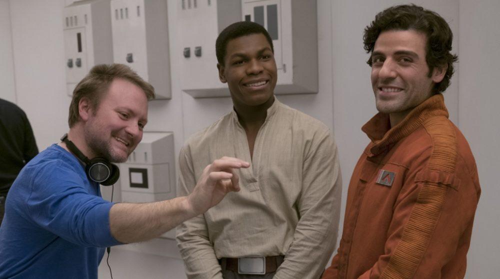The Last Jedi Rian Johnson årsdag fans / Filmz.dk