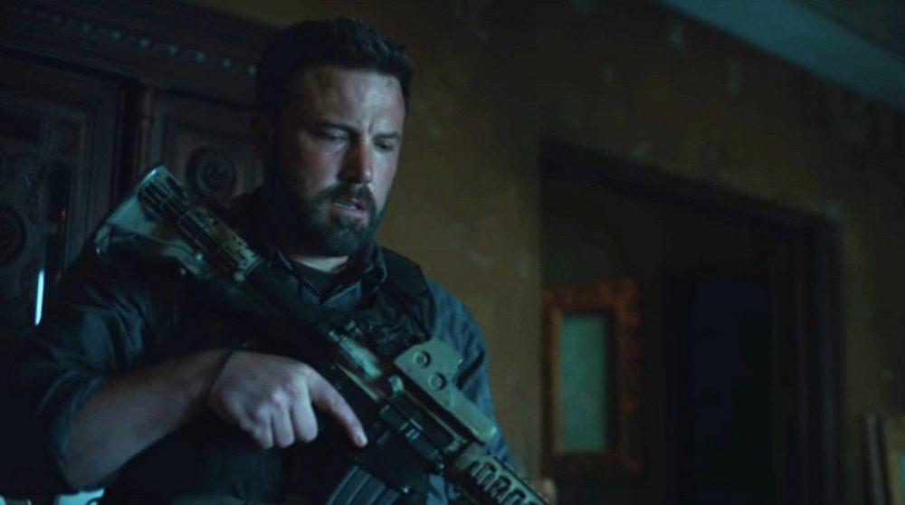 Triple Frontier Netflix trailer Ben Affleck / Filmz.dk