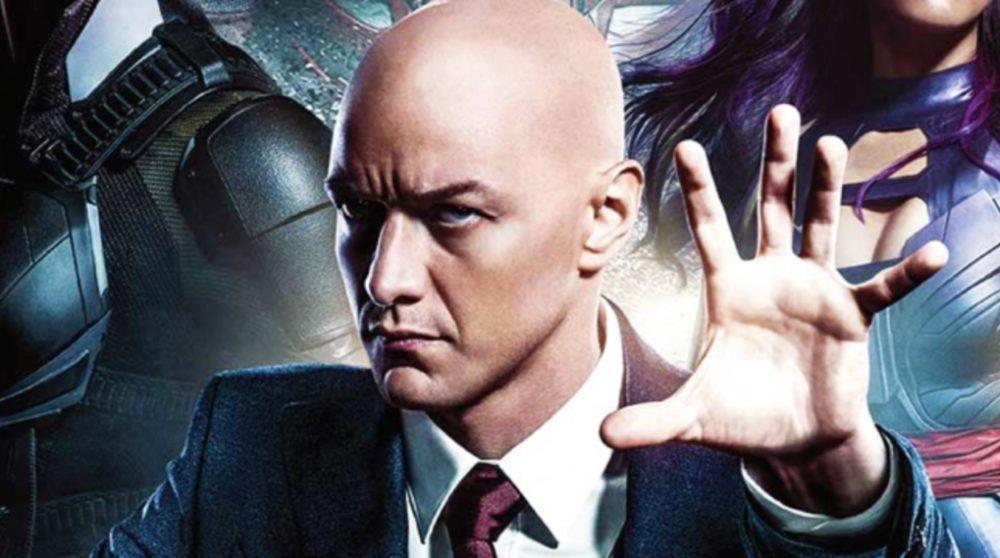 X-Men Dark Phoenix billede Professor X Storm / Filmz.dk