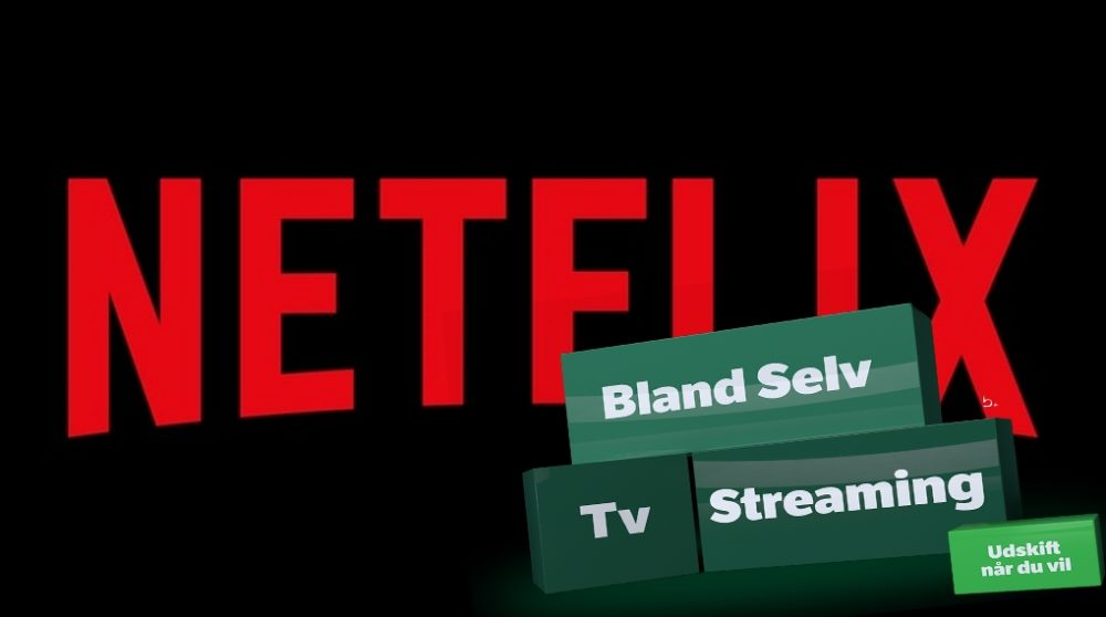 YouSee Netflix bland selv / Filmz.dk