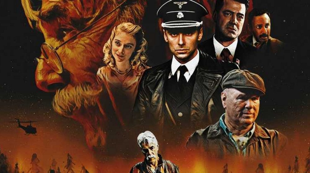 The Man Who Killed Hitler And then the Bigfoot trailer / Filmz.dk