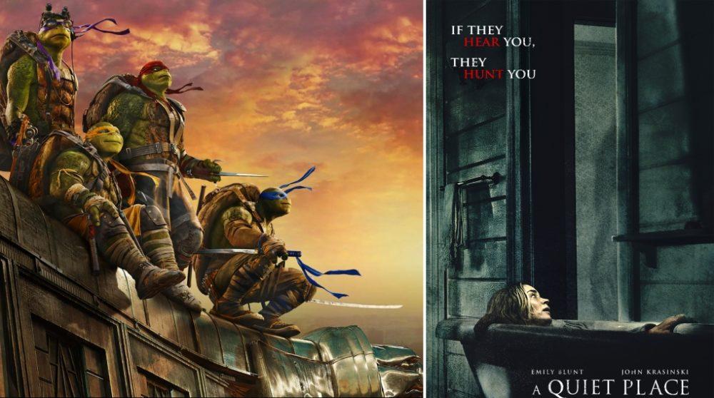 A Quiet Place skabere reboot Teenage Mutant Ninja Turtles / Filmz.dk