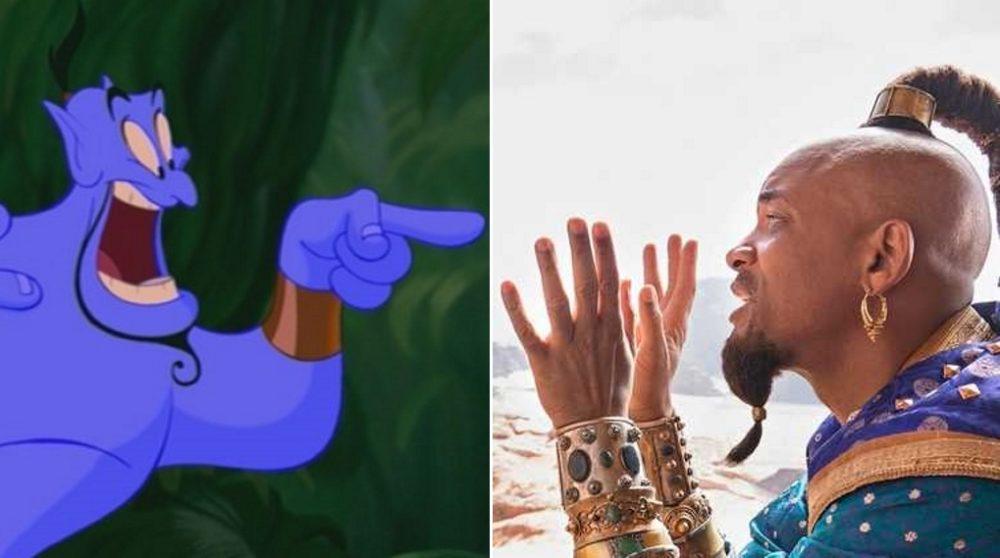 Genie Will Smith Aladdin / Filmz.dk