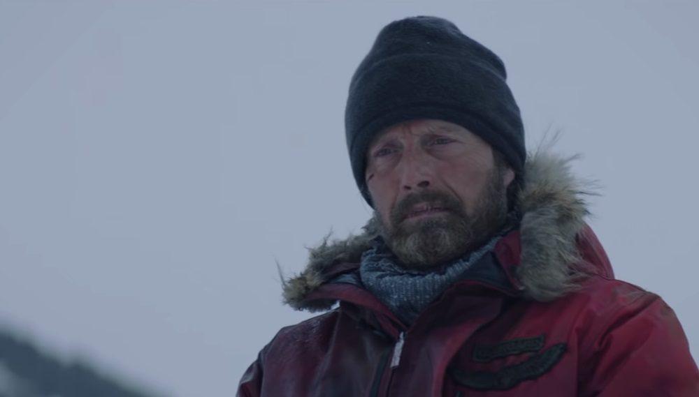 arctic mads mikkelsen trailer overlevelse / Filmz.dk