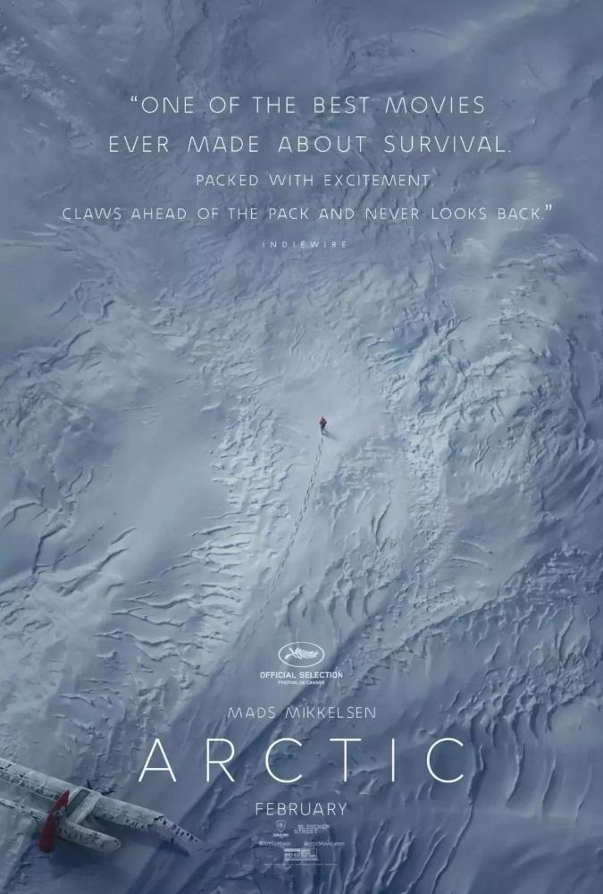 arctic plakat mads mikkelsen / Filmz.dk
