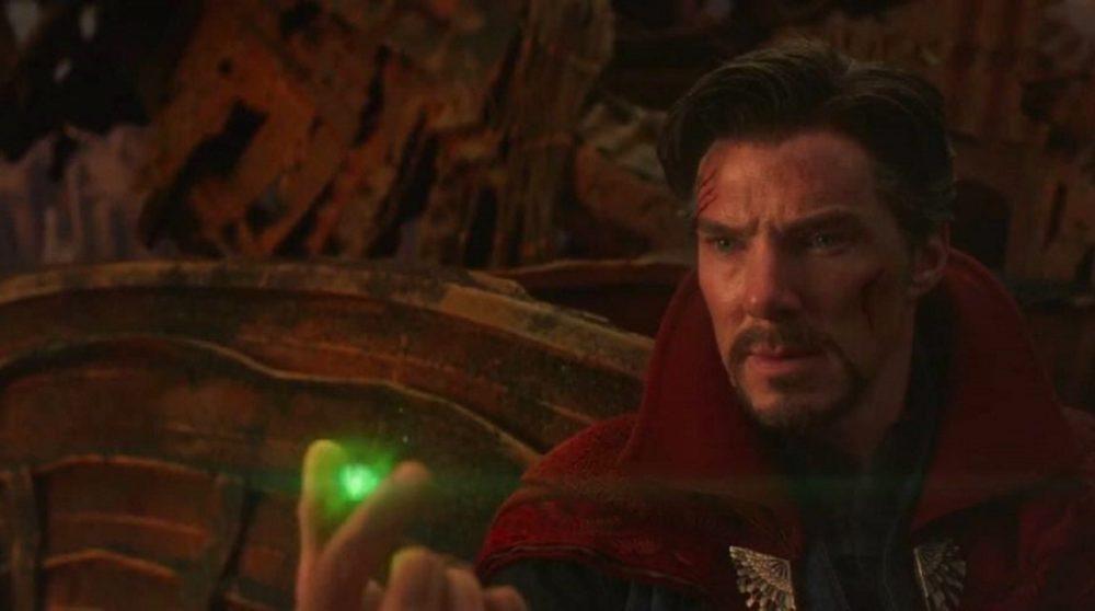 Avengers Endgame titel Infinity War / Filmz.dk