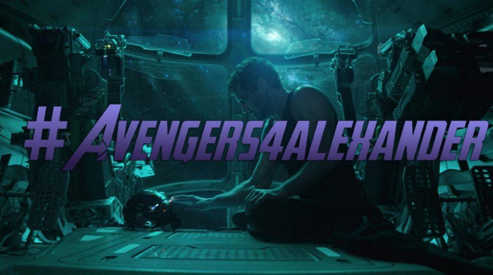 Avengers 4 Alexander Endgame Marvel / Filmz.dk