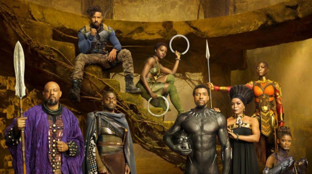 Årsag Oscar Black Panther / Filmz.dk