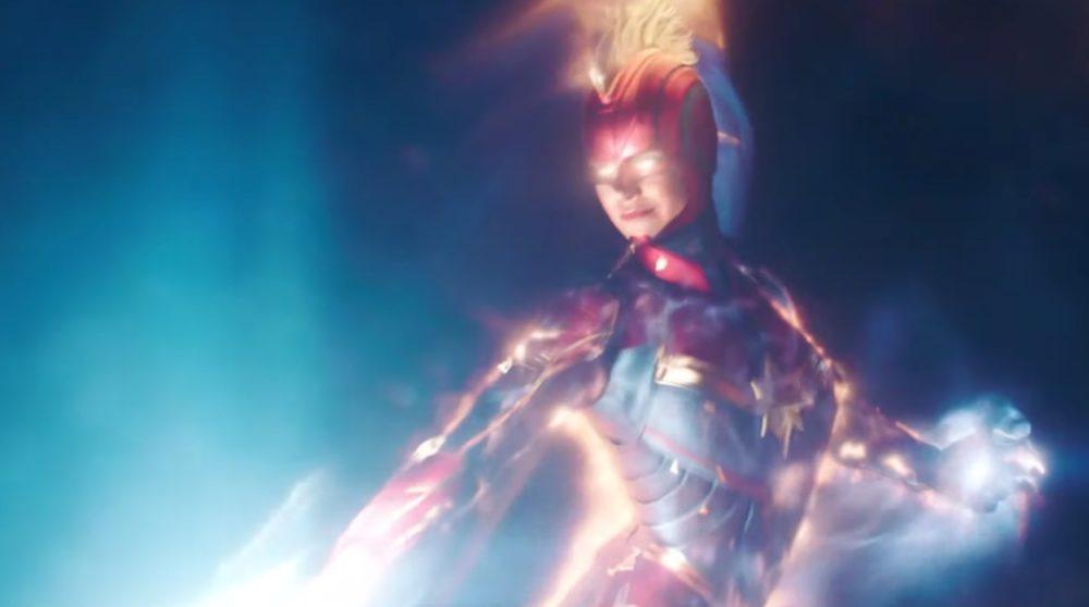 Captain Marvel forslag mcu / Filmz.dk