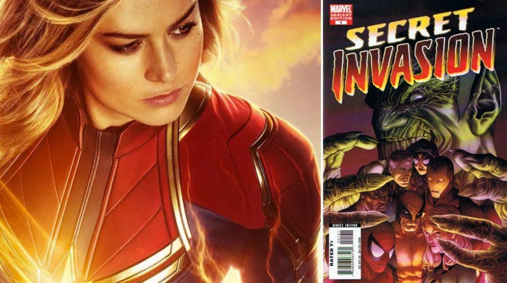 Captain Marvel Secret Invasion / Filmz.dk