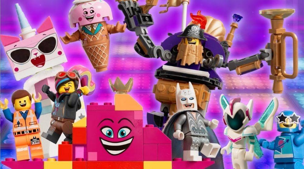 Catchy Song Lego filmen 2 / Filmz.dk