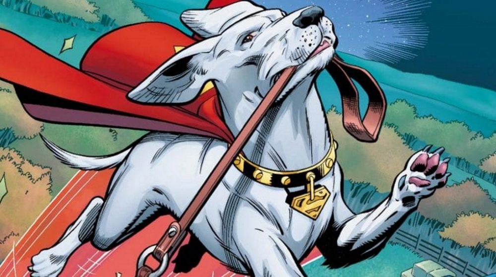 DC Super Pets / Filmz.dk
