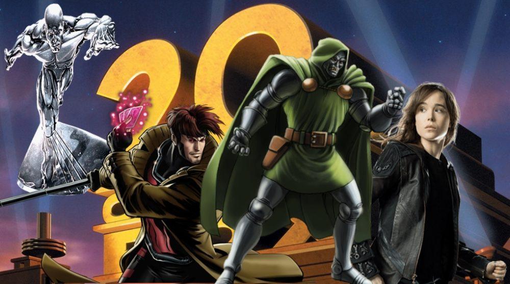 Fox Marvel stopper / Filmz.dk