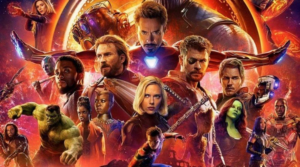 Gamora Avengers Endgame reshoots / Filmz.dk