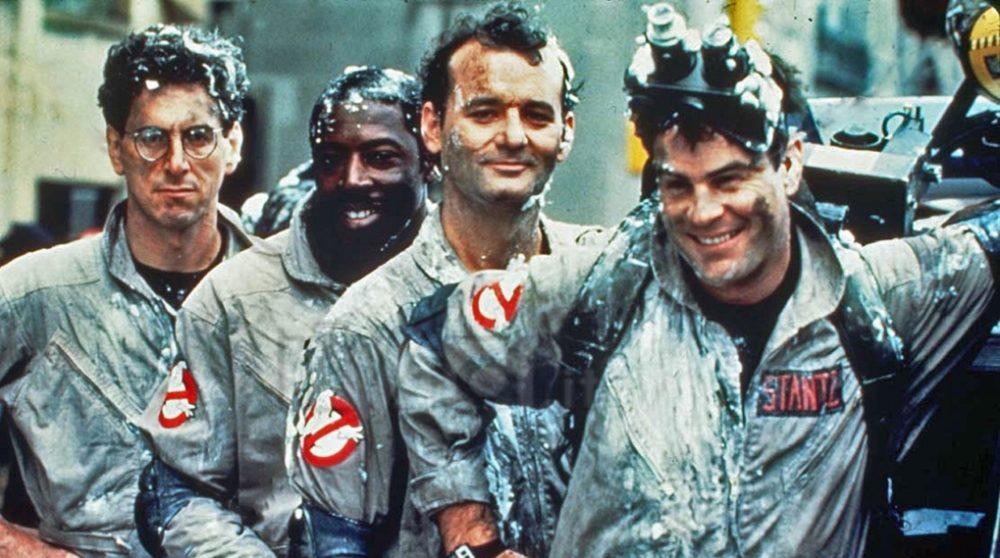 Ghostbusters 3 cast reaktioner / Filmz.dk