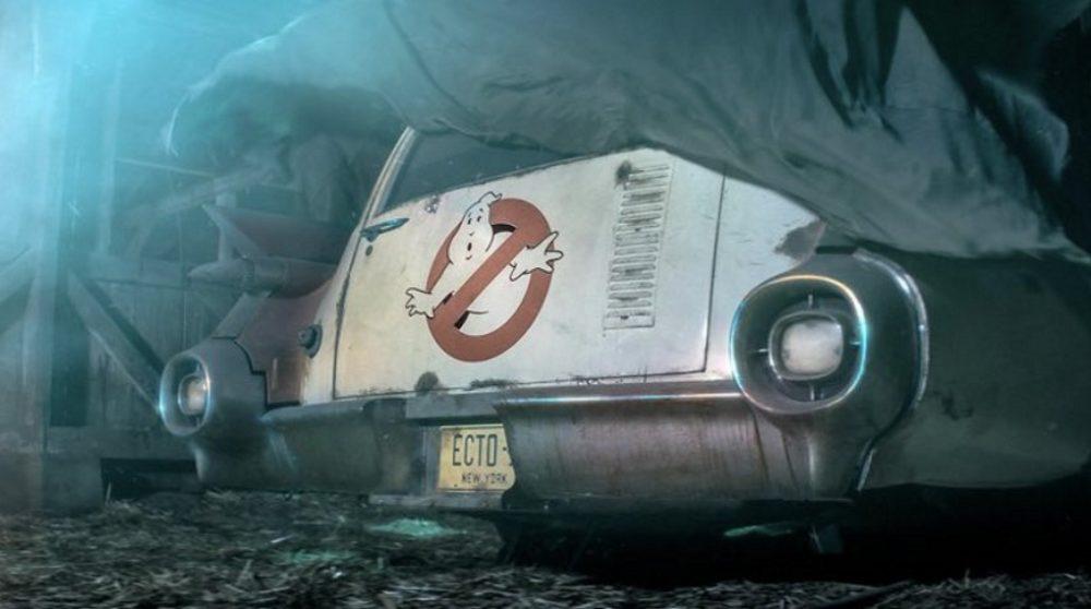Ghostbusters 3 teaser / Filmz.dk