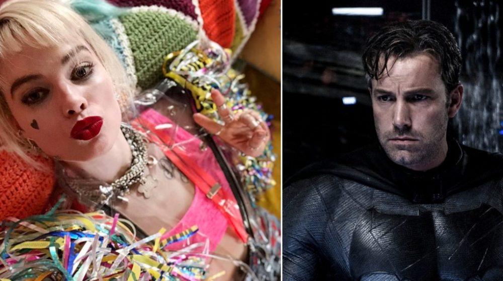 Harley Quinn Birds pf Prey Bruce Wayne / Filmz.dk