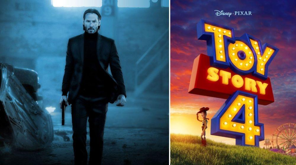John Wick Toy Story 4 rolle Keanu Reeves / Filmz.dk