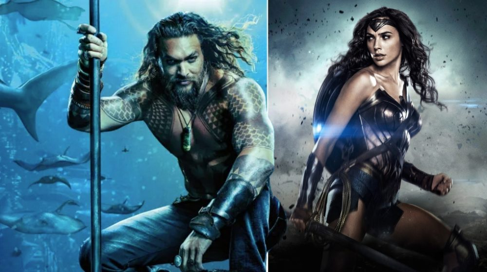 Justice League Joss Whedon Wonder Woman Aquaman / Filmz.dk