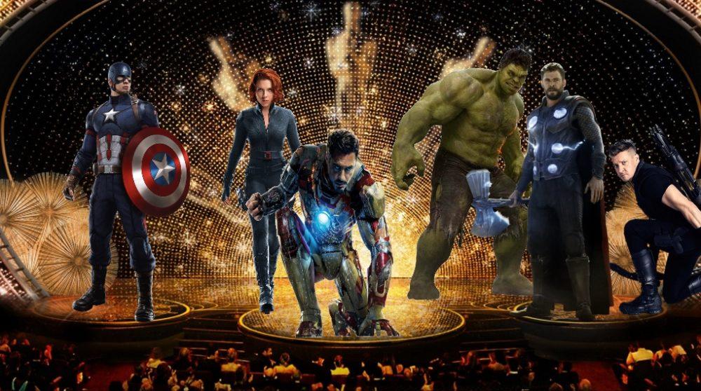 Oscar værter Marvel Avengers 2019 / Filmz.dk