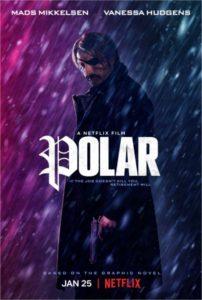 Polar anmeldelse Netflix / Filmz.dk