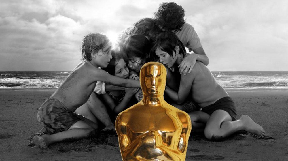 Roma Netflix Oscar kampagne / Filmz.dk