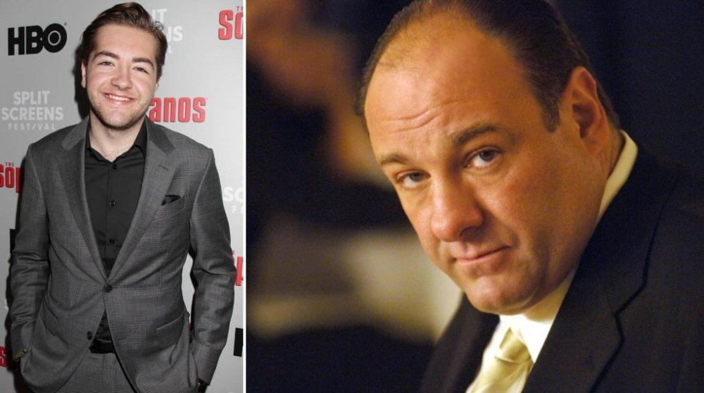 Sopranos film ung Tony Soprano / Filmz.dk
