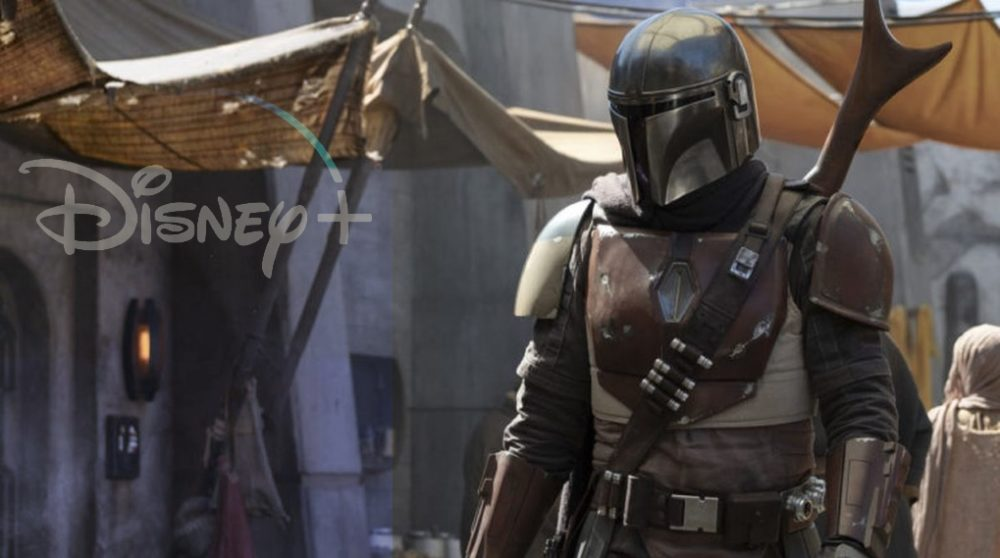 Star Wars serie premiere dato 2019 disney plus the mandalorian / Filmz.dk