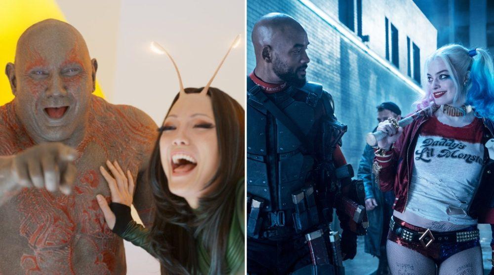Suicide Squad 2 plot handling tone stil / Filmz.dk