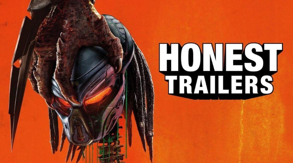 The Predator Honest Trailers / Filmz.dk
