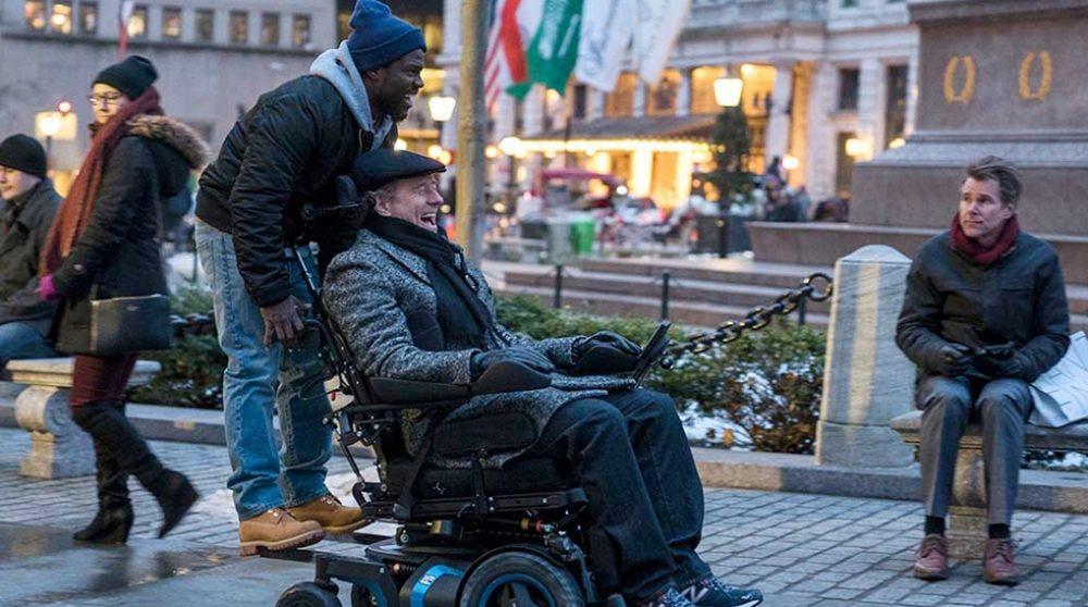 kritik skuespiller handicap the upside bryan cranston / Filmz.dk