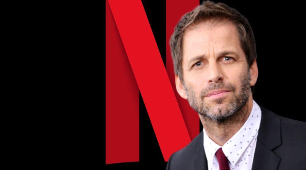 Zack Snyder Netflix zombie Army of the Dead / Filmz.dk