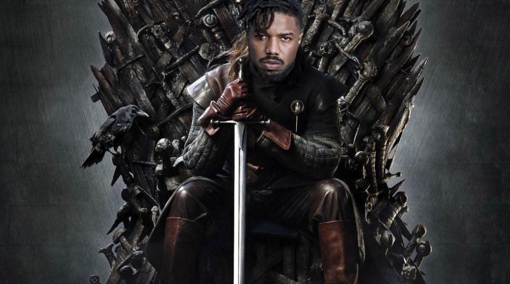 Afrikansk Game of Thrones Michael B. Jordan / Filmz.dk