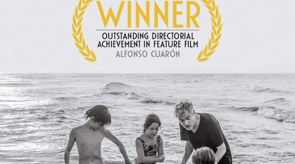Alfonso Cuaron Roma Netflix DGA pris Oscar / Filmz.dk