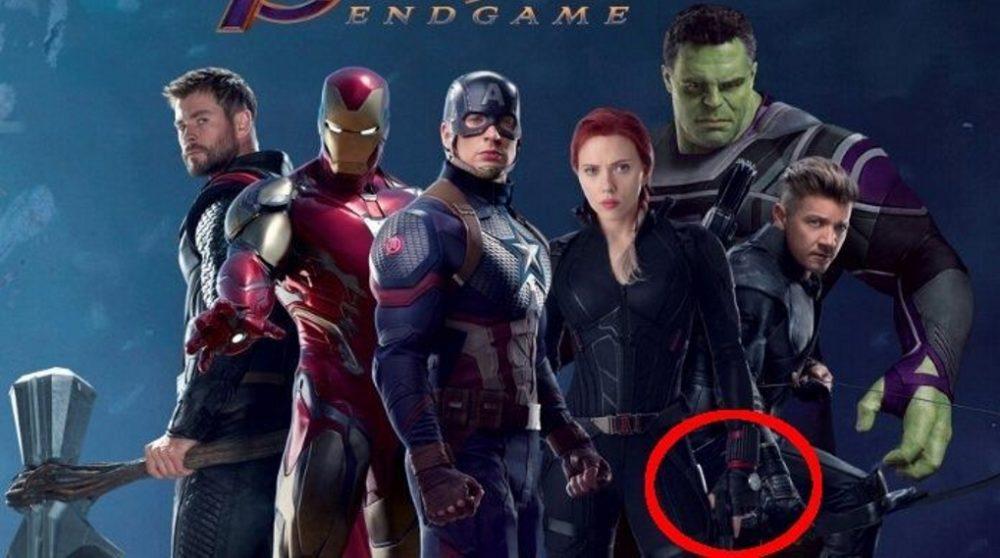 Avengers Endgame tidsrejse art / Filmz.dk