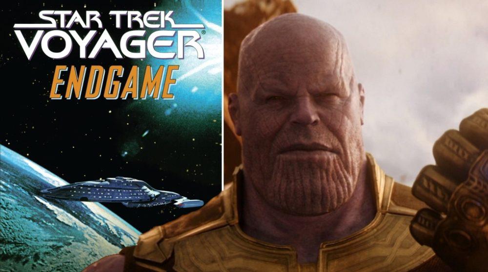 Avengers Endgame Star Trek / Filmz.dk