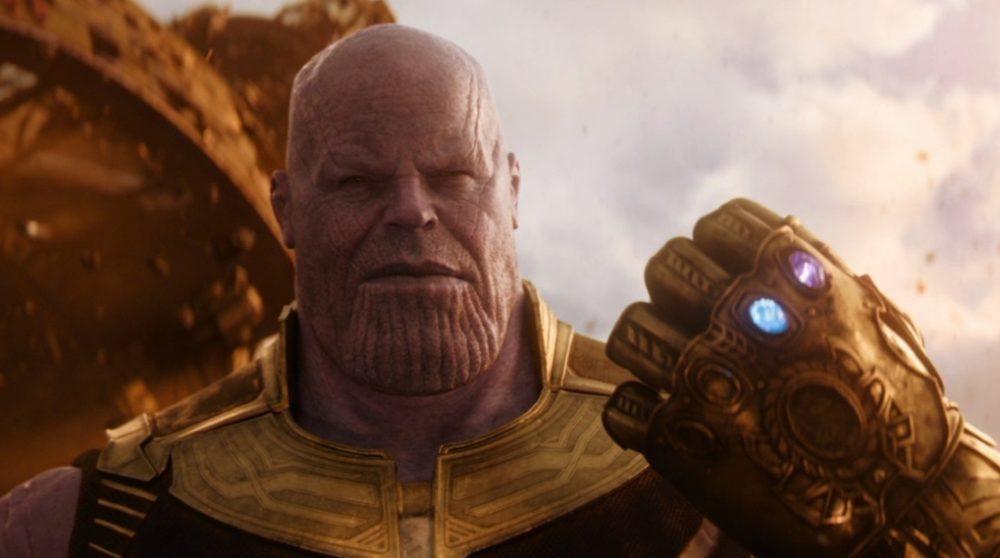 Avengers Infinity War VES Awards bedste effekter / Filmz.dk