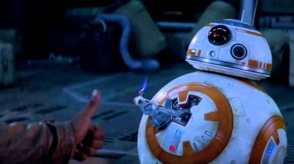 BB-8 optagelser Star Wars Episode IX / Filmz.dk