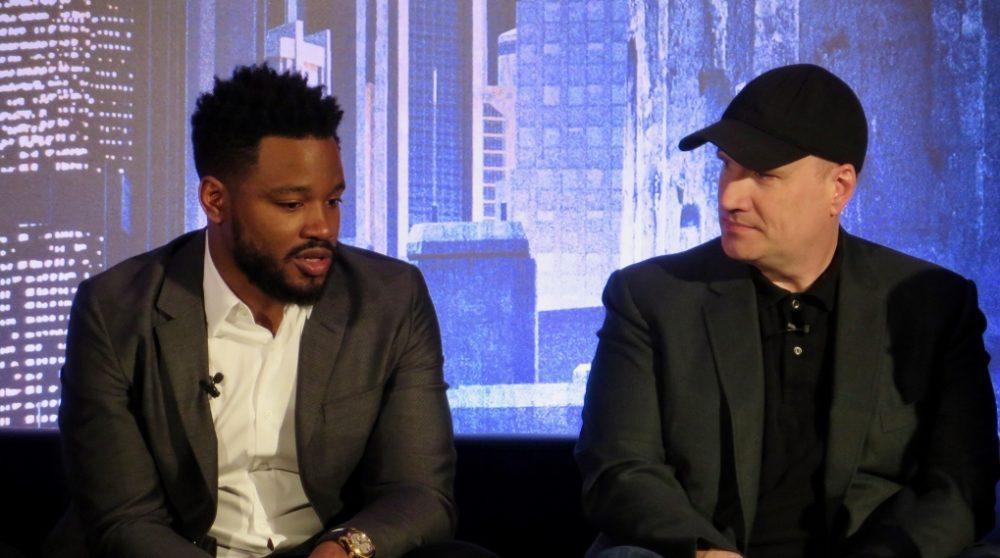 Black Panther Oscar Kevin Feige Ryan Coogler / Filmz.dk