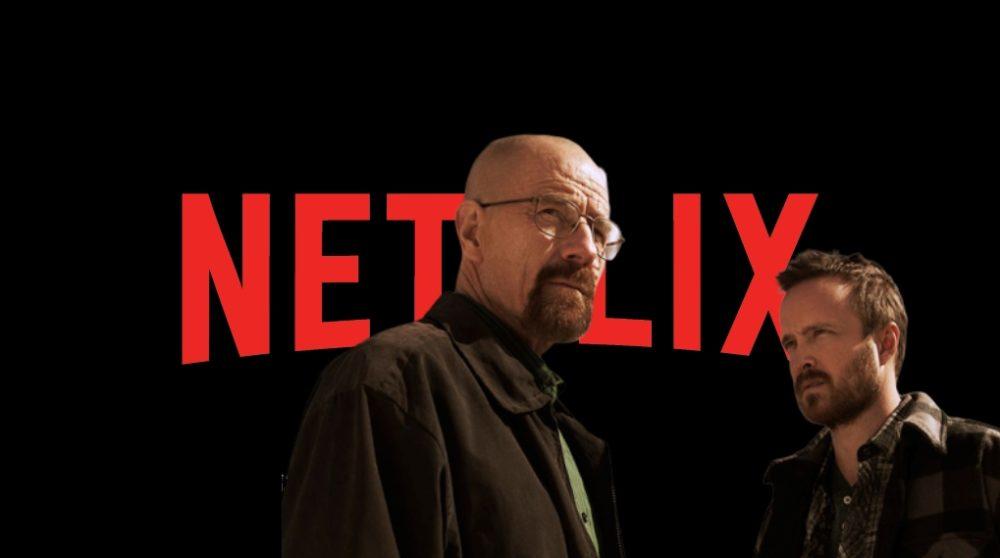 Breaking Bad film Netflix / Filmz.dk