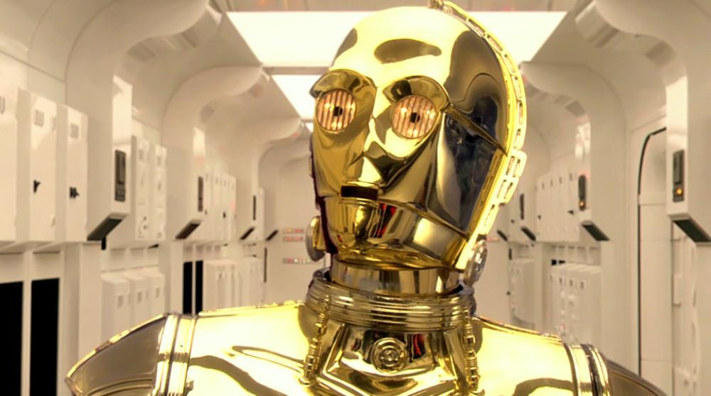 C-3PO teaser star wars episode ix / Filmz.dk