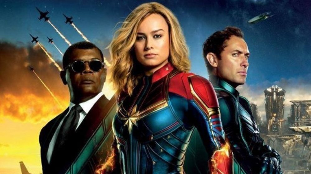 Captain Marvel spilletid MCU 2019 / Filmz.dk