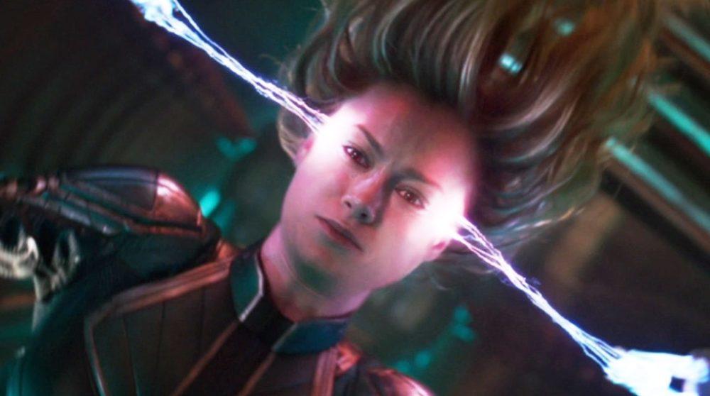 Captain Marvel troll angreb Rotten Tomatoes / Filmz.dk