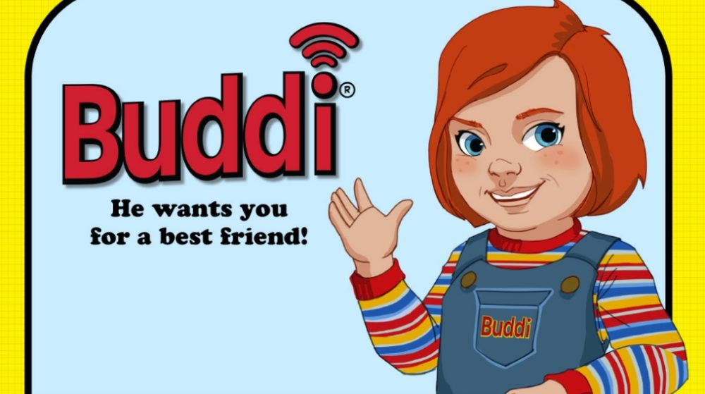 Chucky Buddi Child's Play teaser / Filmz.dk